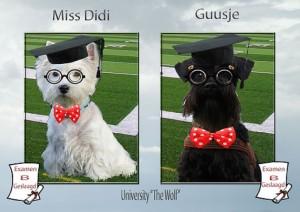 Guusje en Didi afgestudeerd (Small)